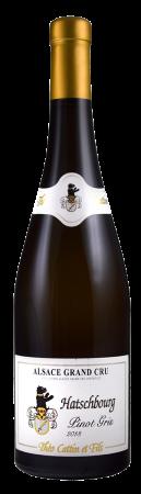 Pinot Gris Grand Cru Hatschbourg 2013