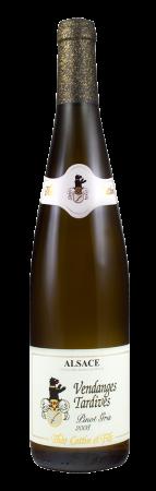 Pinot Gris Vendanges tardives 2008